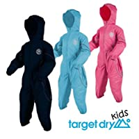 Target Dry Rascal Kids Rainsuit/Splash Suit