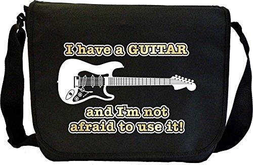 Electric-Guitar-Not-Afraid-Use-Sheet-Music-Document-Bag-Musik-Notentasche-MusicaliTee