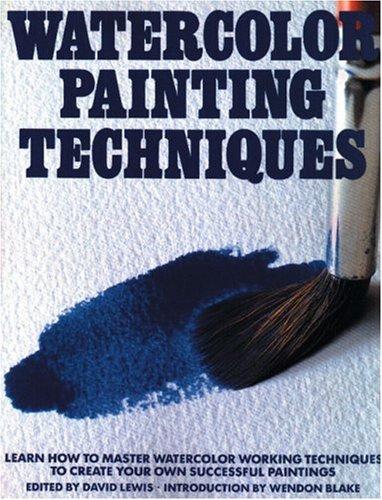Watercolor Painting Techniques