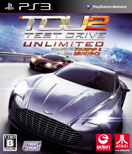 Test Drive Unlimited 2 Plus Casino Online (japan import)