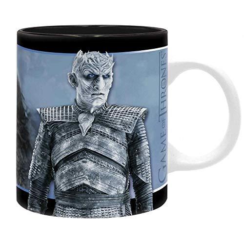 HBO Game of Thrones - Premium Tasse - Nachtkönig und Viserion - Final Season 8 - Geschenkbox