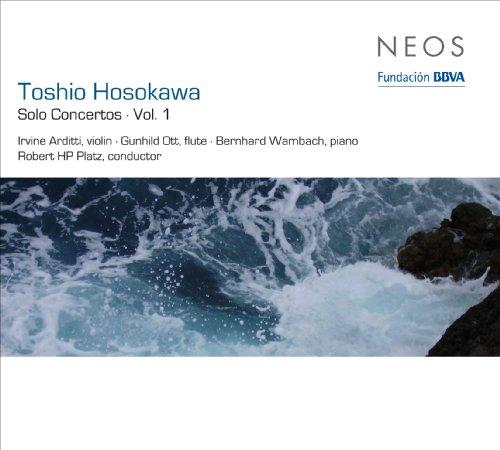 Hosokawa: Solo Concertos, Vol. 1 - 1 Hp Audio