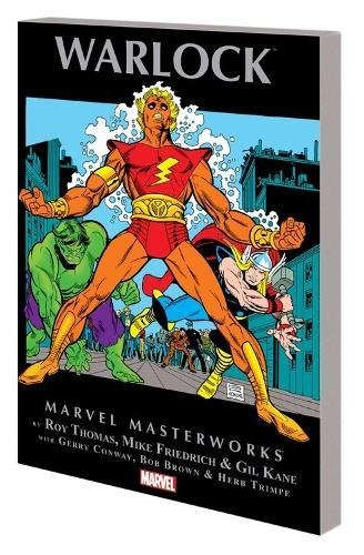 Marvel Masterworks: Warlock Volume 1