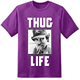 Magnum PI Thug Life Mens Funny T Shirt (S-2XL) Tom Selleck Old Skool Classic ...