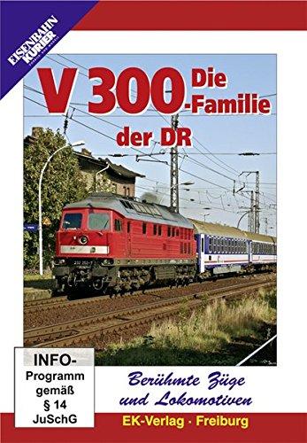 Die V 300-Familie der DR
