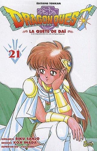 Dragon quest - La quête de Dai Vol.21