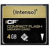 Intenso Compact Flash Card 4GB