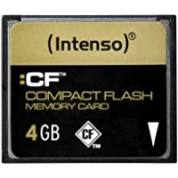 Intenso Compact Flash Card 4GB