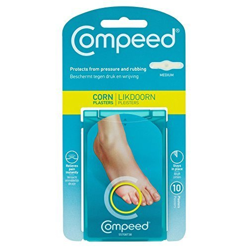 6 x Compeed Corn Plasters 10 Medium Plasters by Compeed