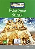 Notre-Dame de Paris - Niveau 3/B1 - Lecture CLE en français facile Livre + CD
