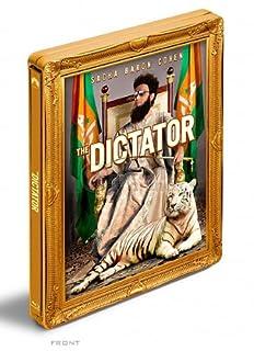 Der Diktator (The Dictator) Steelbook (Blu-ray + DVD + Digital Copy) [Blu-ray]