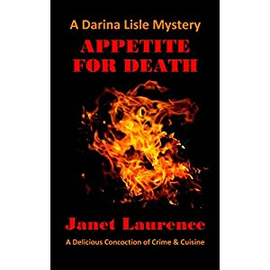Appetite For Death (The Darina Lisle Mysteries Book 9)