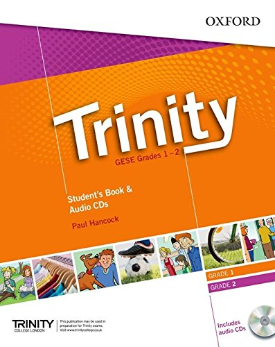 Trinity Graded Examinations in Spoken English (GESE): Pack Trinity Gese Graded 1-2. Student's Book (Trinity Graded Exams)