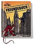 Nici 38367 - Freundebuch Creatures, 15 x 18 cm