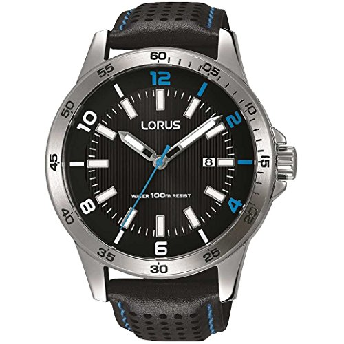Reloj solo tiempo para hombre Lorus Sports Casual Cod. rh919gx9