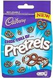 Cadbury Pretzels Bag 110 g (Pack of 5)