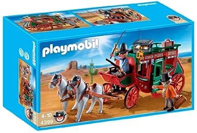 Diligencia del Oeste de Playmobil (626661)