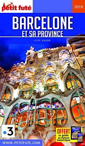 Petit Futé Barcelone et sa province (1Plan détachable)