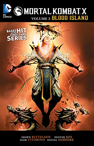 Mortal Kombat X TP Vol 3