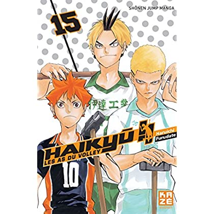 Haikyu !! - Les As du volley T15