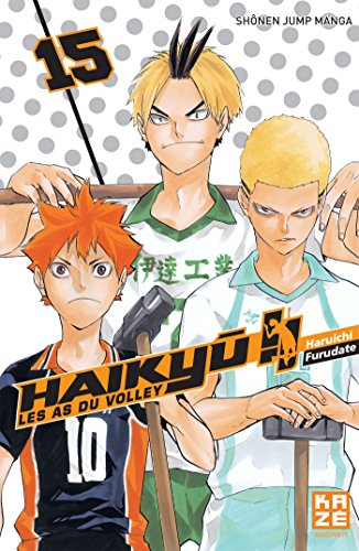 Haikyu !! - Les As du volley T15 par Furudate Haruichi