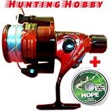 #1: Hunting Hobby Fishing Spinning Reel Spool Vessel Wheel Line Grae Ratio 5.2:1,3Ball Bearing,Sea / Lake Water