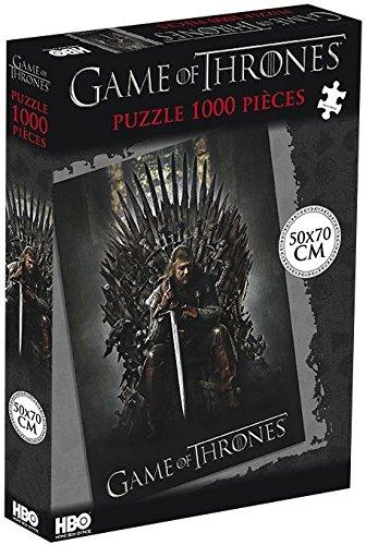 Game Of Thrones Puzzle (1000Pcs, 50X70Cm)