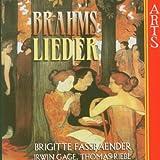 Brahms : Lieder