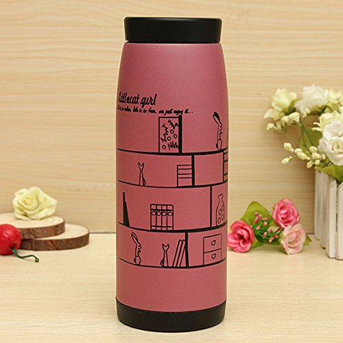 aliciashouse-500ml-thermal-vacuum-cartoon-insulated-mug-thermoses-milk-water-cup-pink