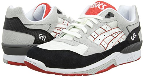 ASICS Unisex-Erwachsene Gt-Quick Sneakers, Weiß - 5