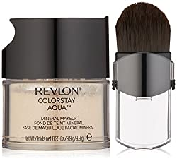 Revlon Colorstay Aqua Mineral Makeup,SPF 13/SPF 13, Light Medium/medium, 0.35-Ounce