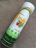 Taufkerze mit Schutzengel - Engel - Fee - inkl. Beschriftung von Babyprince - handgearbeitete Wachsverzierungen - !!! keine Folie !!!