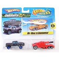Hot Wheels, Mattel, Color Shifters, Set 2 Stück, sortiert