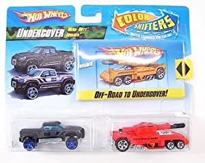Hot Wheels, Mattel, Colour Shifters, Set 2 Stück, sortiert