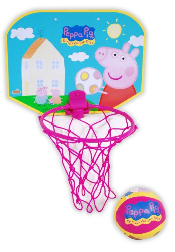 Peppa Pig - Mini Basket (Saica Toys 9128)