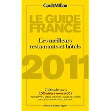 GUIDE GAULT MILLAU FRANCE 2011
