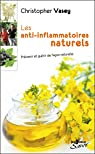 Les anti-inflammatoires naturels par Vasey
