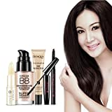 Best Korean Mascaras - Beauty Professional Makeup Set BB Cream Concealer Bare Review