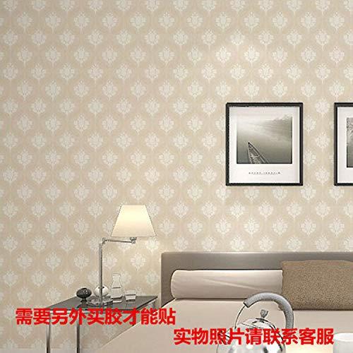 Decoración del hogar, protección del medio ambiente, papel pintado no tejido, restaurante minimalista de la sala de estar europea, salón...