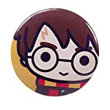Harry Potter Cutie Button Badge 4-Pack Harry Potter & Hedwig Carat Shop Chiodini