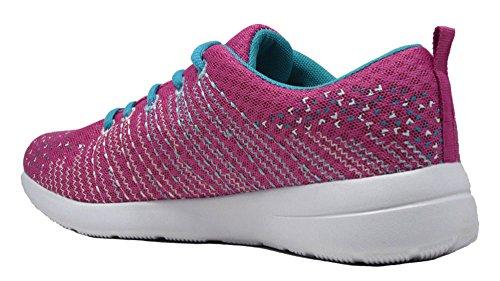 YourDezire , Damen Sneaker Fuchsia