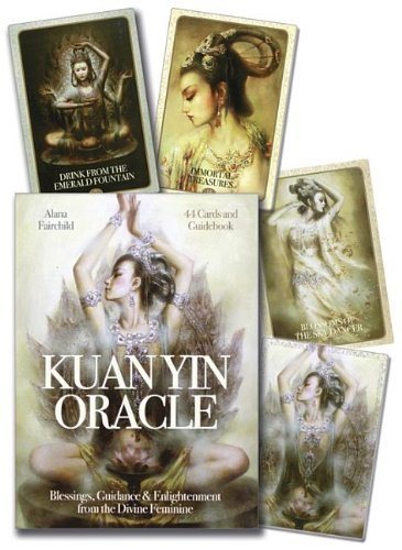 Kuan Yin Oracle by Lo Scarabeo (8-May-2013) Cards