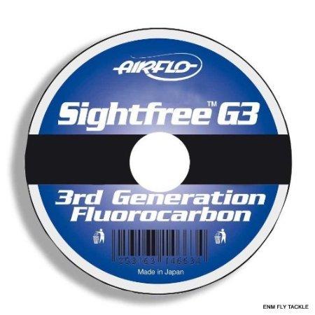 Fishoot Latzhose Airflo Tippet Sightfree G3Fluorocarbon Angelschnur -