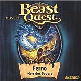Beast Quest - Ferno, Herr des Feuers: Band 1 - Adam Blade