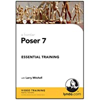 Poser 7 Essential Training (PC/Mac)