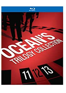 Ocean's Trilogy Collection: [Blu-ray] [US Import]