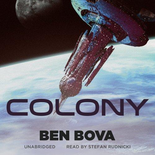 Colony  Audiolibri