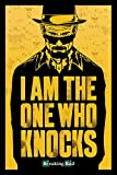 Breaking Bad Poster I am the one who knocks (61cm x 91,5cm) + Ü-Poster