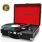 Lauson CL603 Platine Vinyle Bluetooth | Valise Reproducteur Vinyle Portable |...