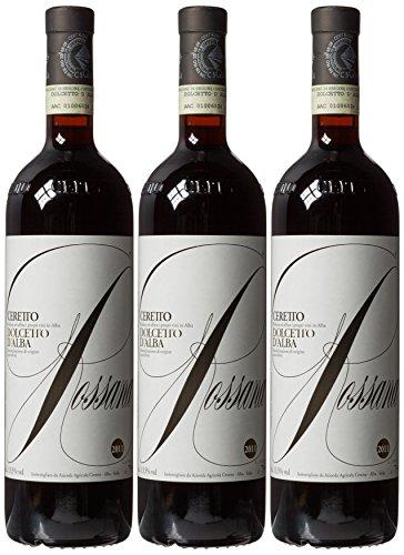 Ceretto Dolcetto D'Alba Rossana DOC 2011 Wine 75 cl (Case of 3)